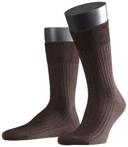 Falke Bristol Pure Socks Bruin