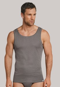 Schiesser Long Life Cool Singlet Taupe