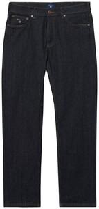 Gant Regular Straight Jeans Donker Blauw