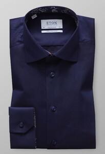 Eton Extra Long Sleeve Uni Navy
