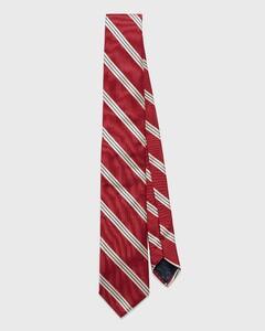Gant Diagonal Stripe Rood
