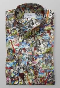 Eton Super Slim Animal World Multicolor