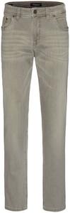 Gardeur Bill 5-Pocket Jeans Donker Beige