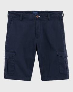 Gant Relaxed Twill Utility Shorts Navy