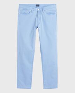 Gant Slim Straight Dusty Twill Jeans Capri Blue
