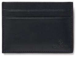Gant Leather Cardholder Zwart