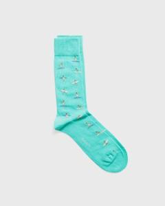 Gant Summer Socks Pool Green