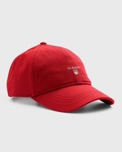 Gant Basic Cap Rood Melange