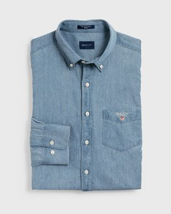 Gant The Indigo Shirt Light Indigo