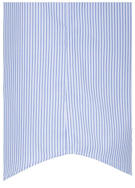 Seidensticker wit blauw streepje overhemd in kleur licht blauw jan rozing mannenmode online - Kleur blauw olie ...
