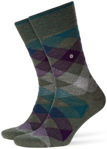 Burlington Newcastle Socks Manganese Blue